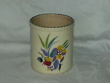 Earthenware 1920-1939 (Art Deco) Date Range Pottery Vases
