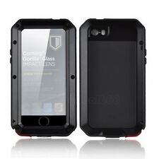 Aluminum Waterproof Shockproof Metal Gorilla Hard Cover Case For iPhone/Samsung