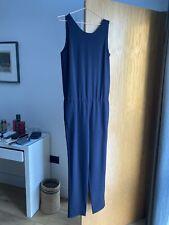 Hartford Navy Blue Sleevless Jumpsuit Size 3