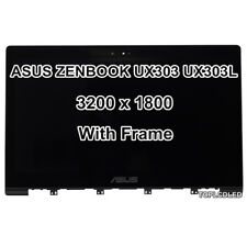"""13.3"""" ASUS ZenBook UX303 UX303UB UX303L LCD LED Display Touch Screen Assembly"""