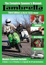 The Complete Spanner's Manual: Lambretta Scooters: Third Edition(Paperback)