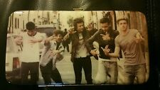 One Direction Wallet double sided 1D Merchandise Claire's store NWT