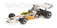 Minichamps F1 McLaren Ford M19 Yardley Peter Revson 1/43 South African GP 1972