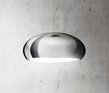 elica pearl ss seashell ix f80 island cooker hood available