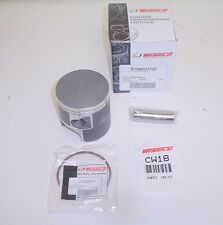 WISECO FORGED PISTON 876MR07200 72mm 2mm OVER RIGHT SUZUKI GT750 T500 GT500