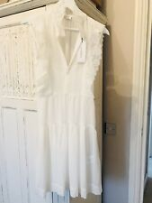 Stunning Sandro Dress With Lace And Slip - Size 1