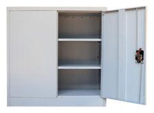 "vidaXL Office Cabinet with 2 Doors, Size 35.4"" - 20114"