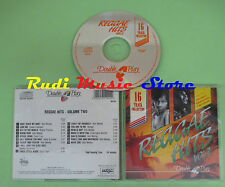 CD REGGAE HITS VOL 2 compilation BOB MARLEY CAROL COOL SOUL TRAIN (C29) no mc lp