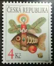 Ceska Republika, 1997 r. ** Mi. 164 ryby fish Fisch