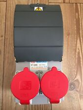 MEM Mempower Tap Off Unit 32 Amp Sockets 3 Phase+N+E 32 Amp Mcb MT332MC Bussbar