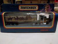 Matchbox Smokey and the Bandit Snowman Truck Custom 1:80