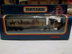 Matchbox Smokey and the Bandit Snowman Truck Custom 1:80