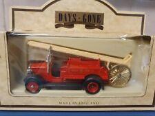Lledo Days Gone Diecast Model 1934 Dennis Fire Engine , West Ham Fire Brigade