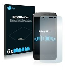 6x Savvies Screen Protector for Doogee T6 Ultra Clear