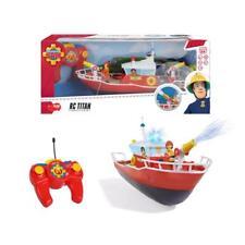 Feuerwehrmann Sam RC Boot Titan Dickie Toys