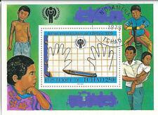 Briefmarken Tschad Block76 gestempelt 1979 Internationales Jahr des Kindes