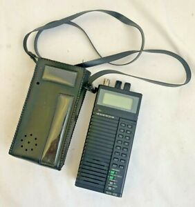 WIN-108 VHF Air Band Transceiver Handheld Scanner with Storage/Carry Case    W10