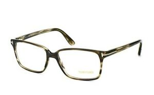 Tom Ford glasses TF 5311 in col 020 dark green with case & cloth 53mm