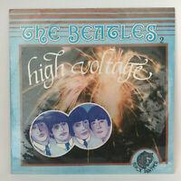 The Beatles – 2 High Voltage - Vinyl, LP, Unofficial Release, Mono - Romania
