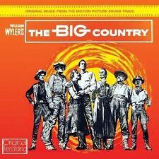 The Big Country, Original Soundtrack CD | 5050457105921 | New