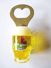 German Beer Bier Flaschenöffner Magnet Deutschland Magnet Köln Dom