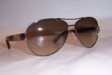 NEW JIMMY CHOO SUNGLASSES BABA/S VUT-JD BRONZE/BROWN AUTHENTIC