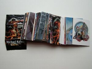 FPG 1994 Michael Kaluta Trade Cards 1-90  Single Card Variants (e35)