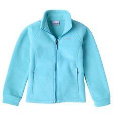 Girls XL(18-20) Columbia Three Lakes Lightweight Fleece Full Zip Jacket NWT