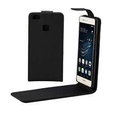 CUSTODIA COVER CASE FINTA PELLE PER SMARTPHONE Huawei P9 Lite HWE-21