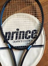 """Prince Graphite Controller Oversize Tennis Racquet 4 1/4"""" With Cover"""