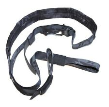 Viking Tactics VTAC MK2 UPGRADE Sling - KRYPTEK Black TYPHON - Limited Ed