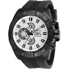25708 Invicta 48mm Men's Pro Diver Chronograph Green Dial Quartz Watch