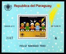 Paraguay Block 355 ** Kinder - Michel 22,00 (3422)
