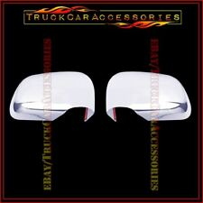 For DODGE Dakota 2005 2006 2007 2008 2009 2010 Chrome FOLDING Mirror Covers PAIR