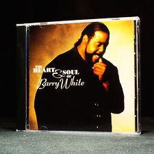 Barry White - The Heart And Soul Of Barry White - music cd album