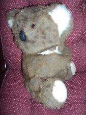 """BEAR KOALA Vintage 1991 Liberty Toys 15"""" Stuffed Plush brown"""
