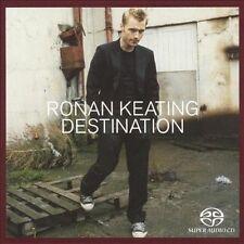 Destination [UK] by Ronan Keating (CD, May-2002, Universal/Polydor)