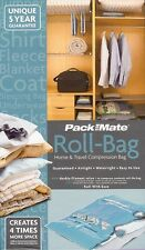 Pack Mate Home Travel Roll Bag Set of 3 Packmate S1