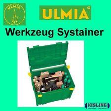 Ulmia Tooltainer - Werkzeugkoffer Innenausbau komplett mit Werkzeug im Systainer