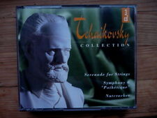 Tchaikovsky Collection Maurice Abravanel Vladimir Golschamnn Arpad Joo 3CD-BOX