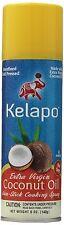 Kelapo Extra Virgin Coconut Oil Cooking Spray 5-Ounce Can
