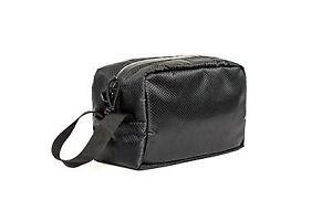 ABSCENT Smell Proof Toiletry Bag Odor Proof Odorless Lockable Stash Bag- Diamond