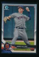 JARRED KELENIC 2018 1st Bowman Chrome Draft REFRACTOR VARIATION Rookie Card RC