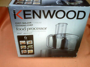 NEW Kenwood Food Processor ATTACHMENT  AT647 Chef / Major Titanium ONLY