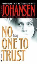 No One to Trust, Iris Johansen, 0553584375, Book, Acceptable