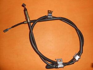 HONDA ACCORD & AERODECK (1990-93) REAR LH BRAKE CABLE -BC2635