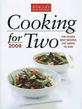 Cooking for Two: 2009,The Year's Best Recipes Cut Down to Size by