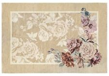 Tappeto Moderno Lavabile 80x150 Cotton House Beige Rose