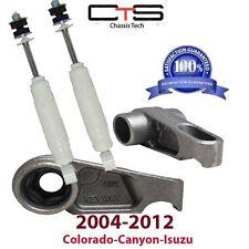 """S10 1982-2003 LIFT KIT 1-3/"""" TORSION KEYS 3/"""" 4/"""" SHACKLE F/&R SHOCK EXTENDER 4WD"""