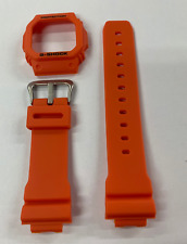 CASIO Original G-shock GW-M5610MR-4  Watch Band Combo Band & Bezel Gw-m5610